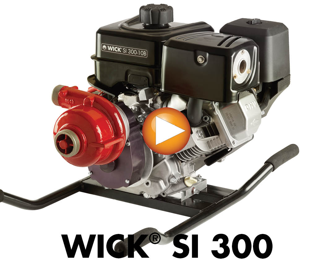 Wick FT200 Floating pump